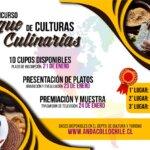 """BASES DE CONCURSO CHOQUE DE CULTURAS CULINARIAS """"TRADICIONES GASTRONÓMICAS INTERNACIONALES, EN ANDACOLLO"""""""