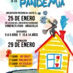 "BASES CONCURSO DIBUJO ""Ponle Color a Tu Pandemia"""