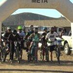 El Mountain bike se tomó los cerros de Andacollo