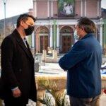 Director de la Junji de la Región de Coquimbo visitó Andacollo y saludó al alcalde Gerald Cerda