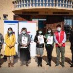 Alcalde de Andacollo y el ministro de Bienes Nacionales entregan 4 títulos de dominio a andacollinos