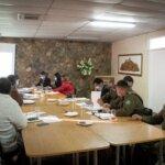 Consejo de se seguridad comunal se reunió en la Municipalidad de Andacollo