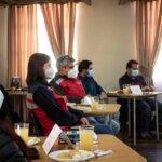 Municipalidad de Andacollo realizó el Primer Encuentro Empresarial en el Salón Padre Alberto Hurtado