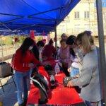 El pasado fin de semana se realizó feria de emprendimiento Bienvenido Agosto en la comuna de Andacollo