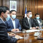 Alcalde de Andacollo se reúne con Ministro de Bienes Nacionales para buscar apoyo para los pequeños mineros y pirquineros