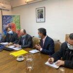 Alcalde Gerald Cerda se reúne con Subsecretario de Vivienda y Urbanismo y recibe buenas noticias para las familias andacollinas del proyecto habitacional Andacollo Oriente