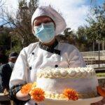 La Torta Caprini se llevó el primer lugar en séptimo concurso de plato típico