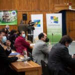 Andacollo está presente en la Mesa de Desarrollo Rural